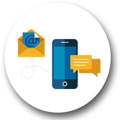 E-mail Marketing / SMS Marketing